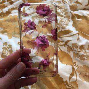 iPhone 7 Kate Spade Rose Symphony Cover